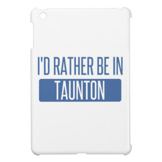 Taunton iPad Mini Cases