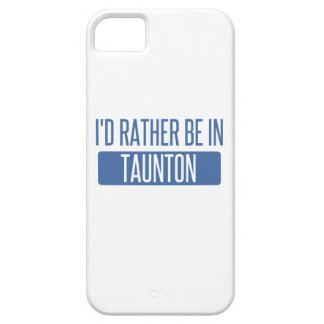 Taunton iPhone 5 Case