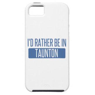 Taunton iPhone 5 Case