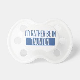 Taunton Pacifier
