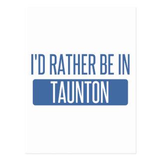 Taunton Postcard