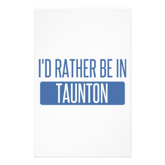 Taunton Stationery