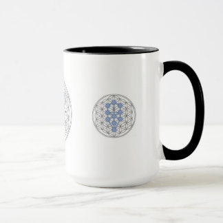Taurian - Tree of Life - Flower of Life Mug