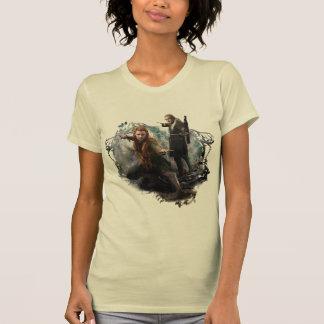 TAURIEL™ and LEGOLAS GREENLEAF™ Graphic Tshirt