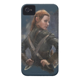 TAURIEL™ Sketch iPhone 4 Cover