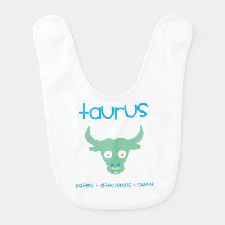 Taurus Baby Baby Bibs