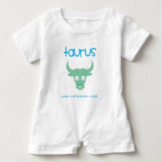 Taurus Baby Baby Romper