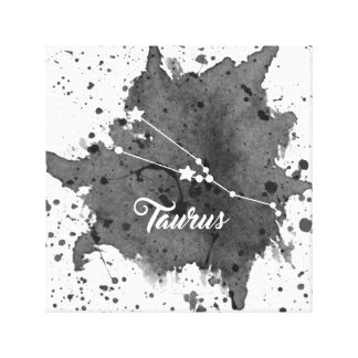 Taurus Black Wall Art