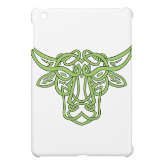 Taurus Bull Celtic Knot iPad Mini Cover