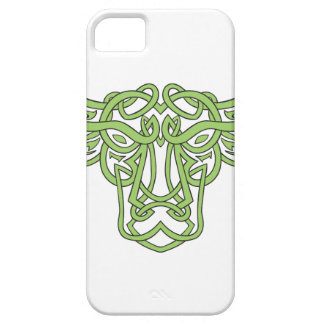 Taurus Bull Celtic Knot iPhone 5 Cases