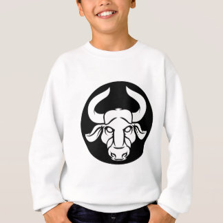 Taurus Bull Zodiac Astrology Sign Sweatshirt