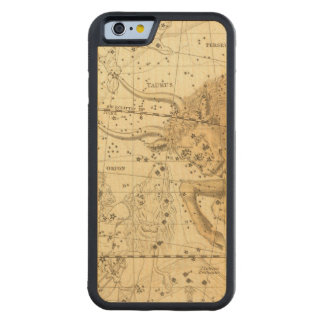 Taurus Carved Maple iPhone 6 Bumper Case