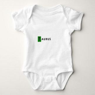 TAURUS COLOR BABY BODYSUIT