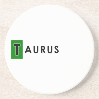 TAURUS COLOR COASTER