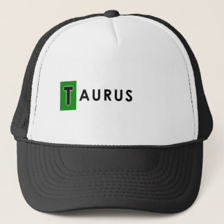 TAURUS COLOR TRUCKER HAT