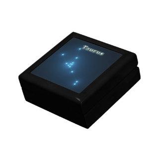 Taurus constellation gift box