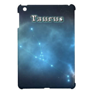 Taurus constellation iPad mini cover