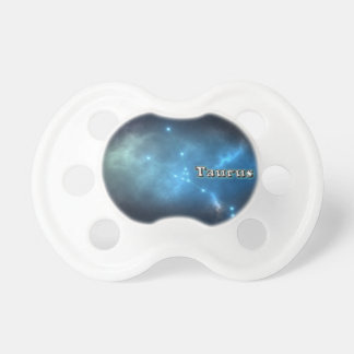 Taurus constellation pacifier