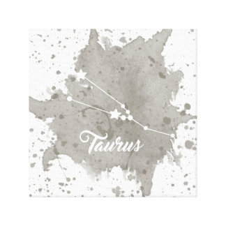 Taurus Gray Wall Art