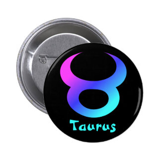 Taurus horoscope sign buttons