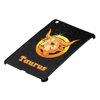Taurus illustration iPad mini cover