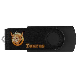 Taurus illustration USB flash drive