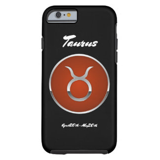 TAURUS iPHONE 6 BARELY THERE Tough iPhone 6 Case