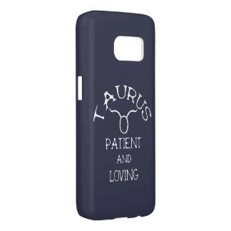 Taurus Samsung Galaxy S7 Case
