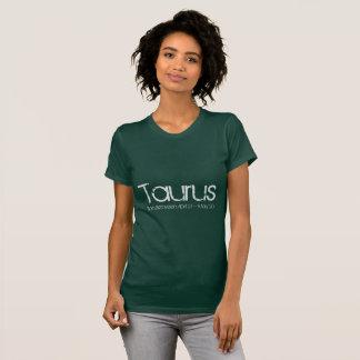 Taurus Tee-shirt In Emerald Green T-Shirt