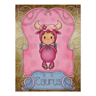 Taurus the Bull - SRF Poster