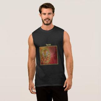Taurus Zodiac Astrology design Sleeveless Shirt