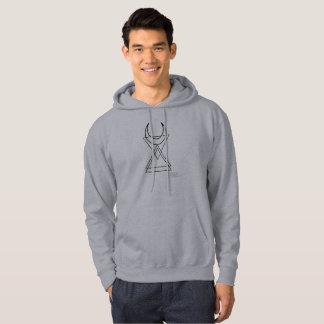 Taurus Zodiac Geometric Design Sweatshirt