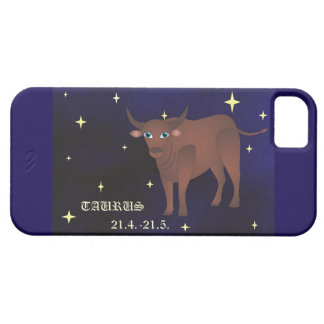 Taurus zodiac iPhone SE + iPhone 5/5S, Barely ther iPhone 5 Case