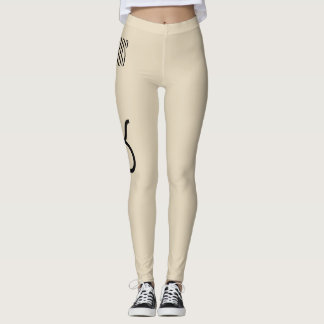 Taurus Zodiac Leggings