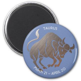 TAURUS Zodiac Magnet