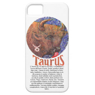Taurus - Zodiac Phone case