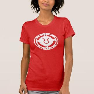 Taurus Zodiac Sign Tee Shirts