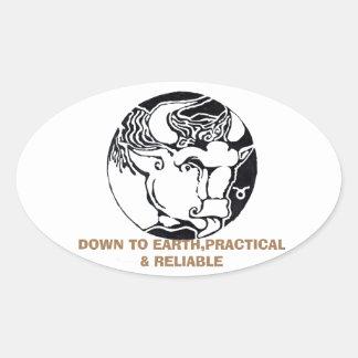 Taurus - Zodiac Sticker