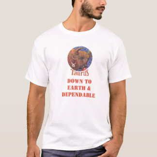 Taurus - Zodiac T-shirt