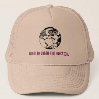 Taurus - Zodiac Trucker cap. Trucker Hat
