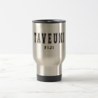 Taveuni Fiji Travel Mug