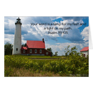 Tawas Point Lighthouse Card