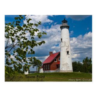 Tawas Point Lighthouse Postcard
