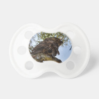 TAWNY FROGMOUTH OWL RURAL QUEENSLAND AUSTRALIA BABY PACIFIER