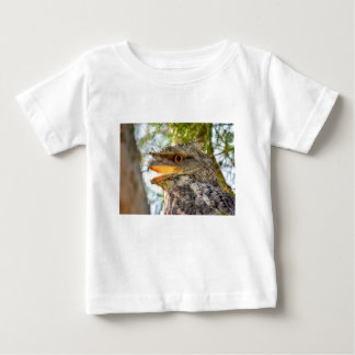 TAWNY FROGMOUTH RURAL QUEENSLAND AUSTRALIA BABY T-Shirt