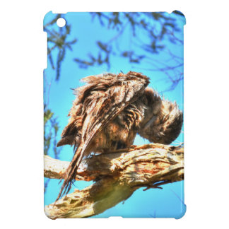 TAWNY FROGMOUTH RURAL QUEENSLAND AUSTRALIA COVER FOR THE iPad MINI