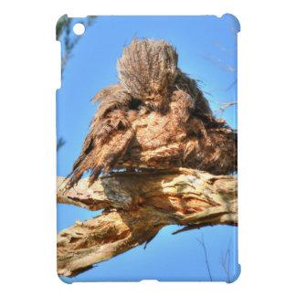 TAWNY FROGMOUTH RURAL QUEENSLAND AUSTRALIA iPad MINI COVER