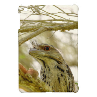 TAWNY FROGMOUTH RURAL QUEENSLAND AUSTRALIA iPad MINI COVERS