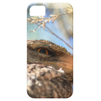 TAWNY FROGMOUTH RURAL QUEENSLAND AUSTRALIA iPhone 5 CASES