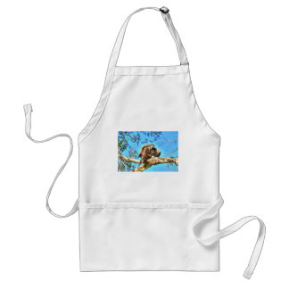 TAWNY FROGMOUTH RURAL QUEENSLAND AUSTRALIA STANDARD APRON